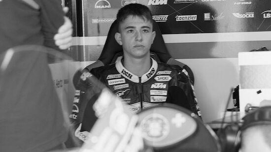 Moto3-Unfallopfer Dupasquier erliegt Verletzungen