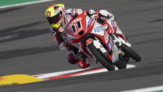 Moto3: Acosta baut WM-Führung aus - Garcia siegt