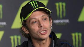 Quarantäne! Rossi mit positivem Covid-Test