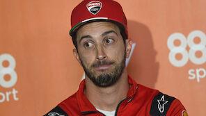 Andrea Dovizioso vor MotoGP-Comeback