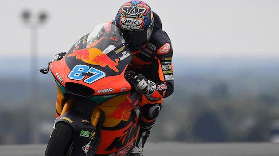 MotoGP: KTM zieht Moto2-Leader hoch