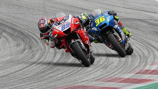 Premieren-Sieger beim MotoGP-Rennen in Spielberg