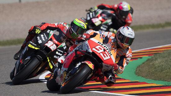 MotoGP: Marquez holt ersten Sieg nach Comeback!