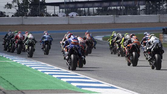 MotoGP sagt Grand Prix von Malaysia ab