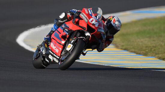 Andrea Dovizioso gibt MotoGP-Comeback