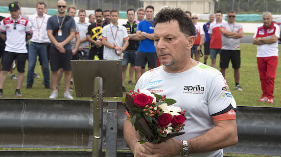 MotoGP-Welt trauert um Teamchef Fausto Gresini