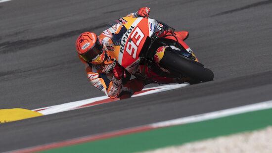 Starkes Comeback von Marquez - Pole für Yamaha