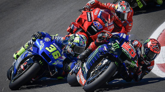 Motorrad-WM: Zeitplan für Wochenende in Jerez