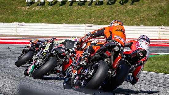 MotoGP: KTM in Spielberg mit Problemen