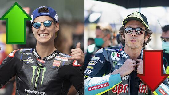 MotoGP: Tops und Flops der ersten Saisonhälfte