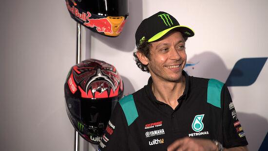 Teamchef! Rossi mit eigenem Team in MotoGP