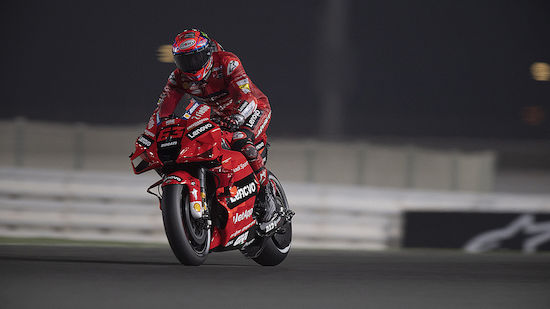 MotoGP: Bagnaia schnappt sich erste Karriere-Pole