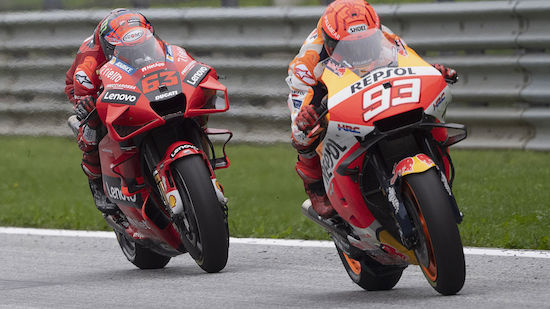 Fix! Red Bull Ring wird für die MotoGP umgebaut