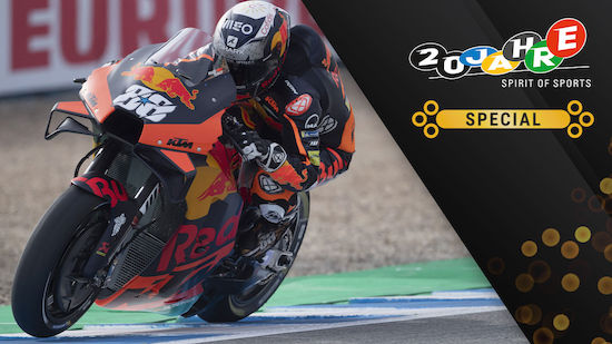 KTM in die MotoGP