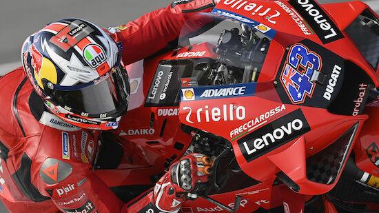 Ducati-Doppelsieg in Jerez - Pech für Quartararo