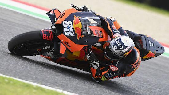 Erster MotoGP-Saisonsieg für KTM in Barcelona