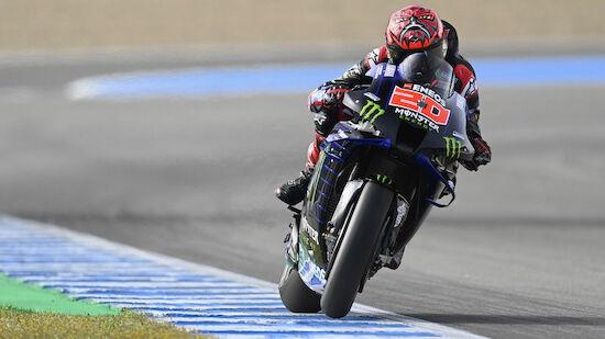Nächste Pole für Quartararo - Probleme für Marquez