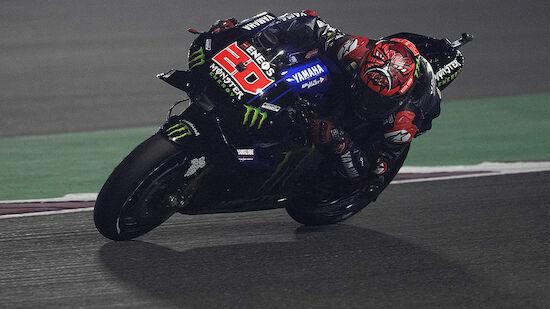 Quartararo ringt Ducati-Duo nieder