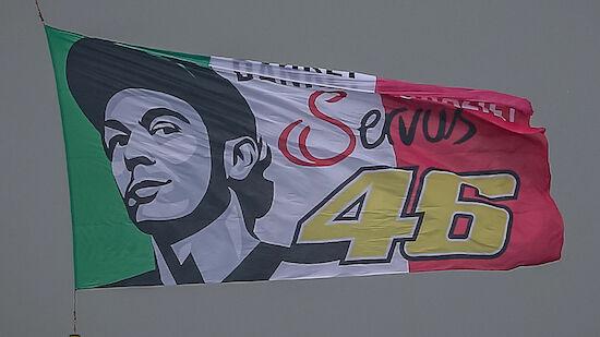 Rossi-Abschied aus Österreich - fast mit Podium