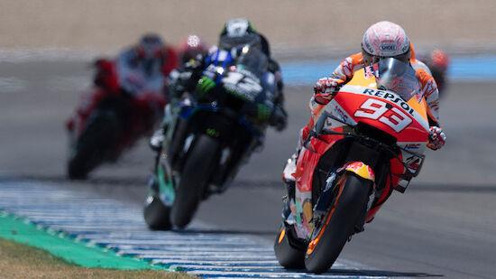 MotoGP-WM verspricht erneut Hochspannung