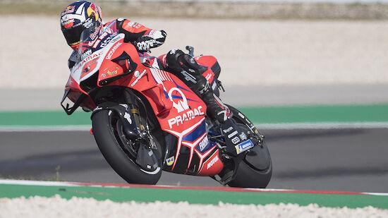 MotoGP: Lokalmatadoren in Le Mans voran