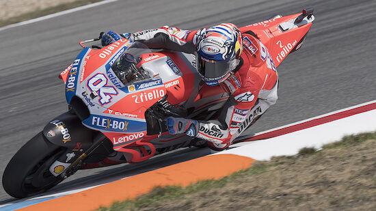 Ducati-Doppelsieg in Brünn! Dovizioso jubelt