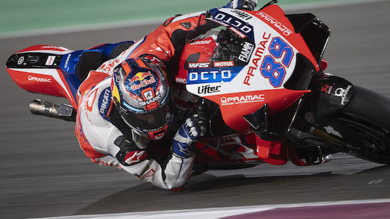 Knochenbrüche bei MotoGP in Portimao
