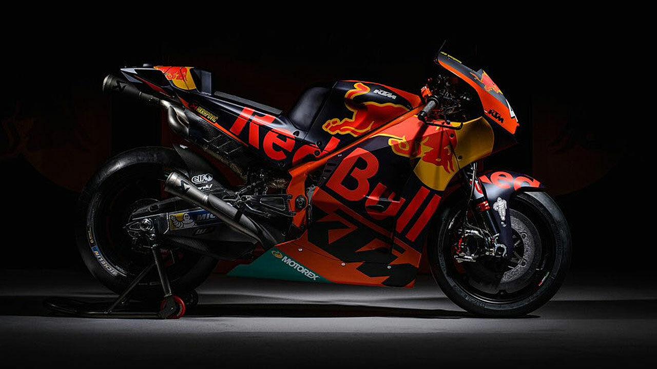 MotoGP: KTM enthüllt Bike für Saison 2017 - LAOLA1.at