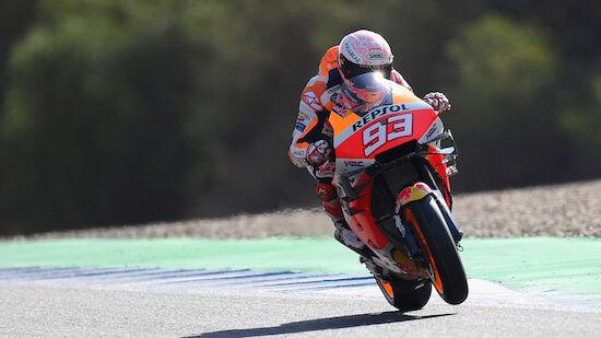 Marc Marquez kehrt auf die Rennstrecke zurück