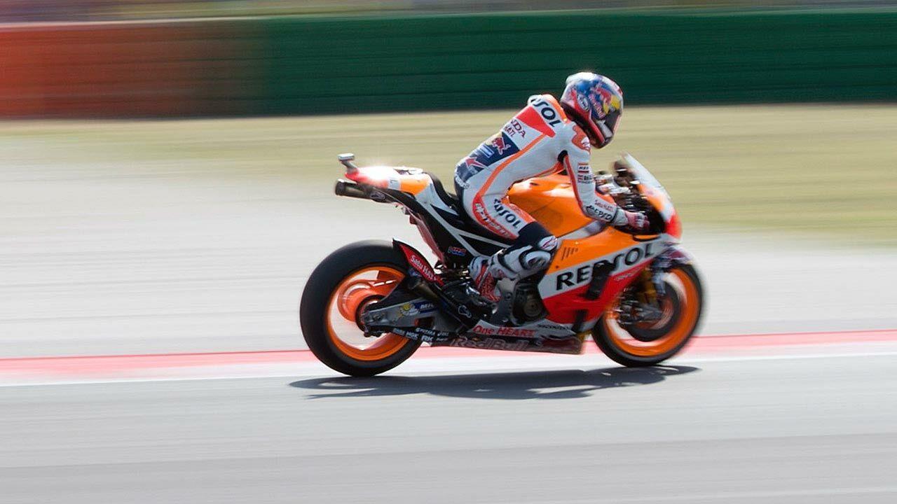 Motorrad Motogp