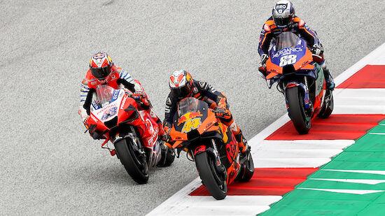 MotoGP: Finnland-GP abgesagt, Ersatz am Spielberg