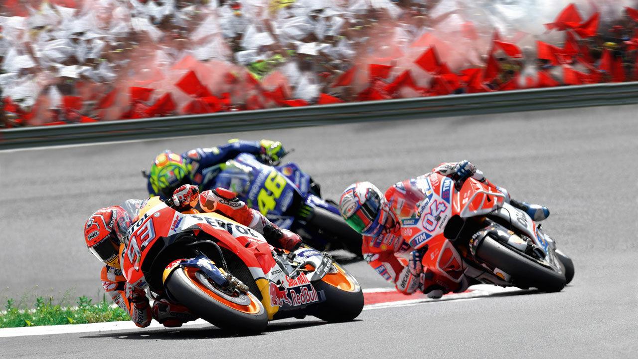 MotoGP in Österreich: Zeitplan und Programm in Spielberg - Motorsport - Motorrad
