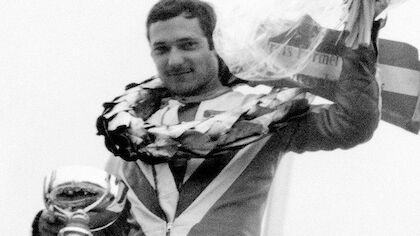 Längere Motorsport-Karriere war aus finanziellen Gründen unmöglich