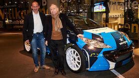 Ex-Rallye-Ass Stohl ist Pionier für Elektroantrieb