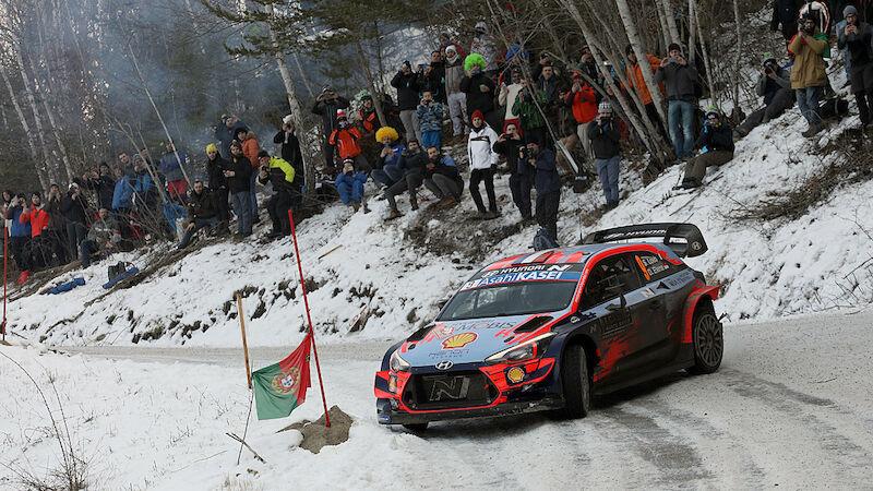 Rallye Schweden: Hyundai setzt Breen ins Loeb-Auto