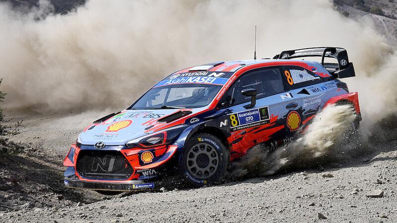 WRC: WM-Restart in Estland - Argentinien abgesagt
