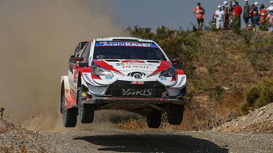 Evans gewinnt Türkei-Rallye - Loeb wird Dritter