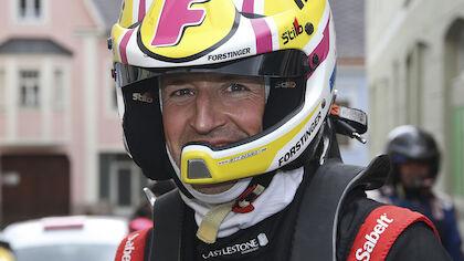 Steirer Niki Mayr-Melnhof fährt in der WRC3 an der Spitze mit