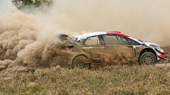 Ogier sichert sich den Sieg bei der Safari-Rallye