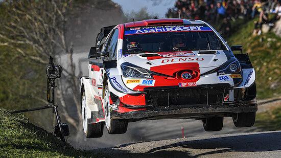 Ogier gewinnt Kroatien-Rallye in der letzten Kurve