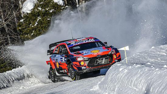 Ott Tänak erobert bei Arctic-Rallye 14. WM-Sieg