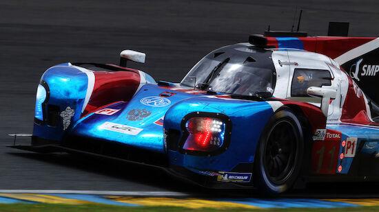 24 Stunden von Le Mans verlegt