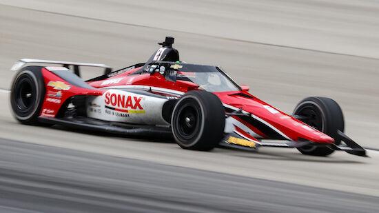 Romain Grosjean verpasst ersten IndyCar-Sieg