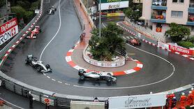 Monaco: Mercedes im Nachteil?