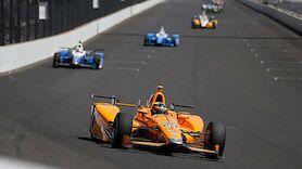 Alonso-Drama bei Indy 500