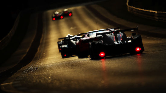 24h-Klassiker von Le Mans ohne Zuschauer