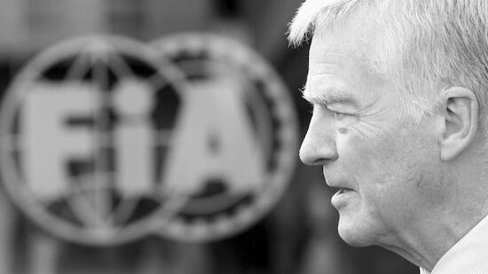 Ex-FIA-Präsident Max Mosley verstorben