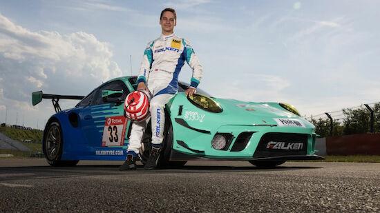 Bachler verpasst Podest am Nürburgring knapp