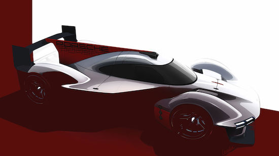Porsche-Comeback in Le Mans