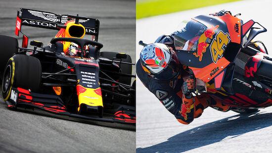 Red Bull: WM-Titel eher auf 2 als auf 4 Rädern?